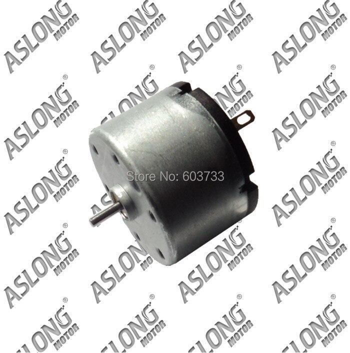 Dc 기어 모터 용 4 개/몫 RA-520 12 v 6000 rpm aslong 마이크로 dc 모터 pmdc 모터