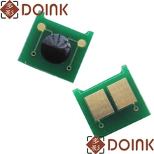 100 Uds Universal chip para HP CF380A CE410A CC530A CRG418I CRG118/718/318I CF350A CE310A CRG329/729 CF210A CE320A CRG116/716 J31