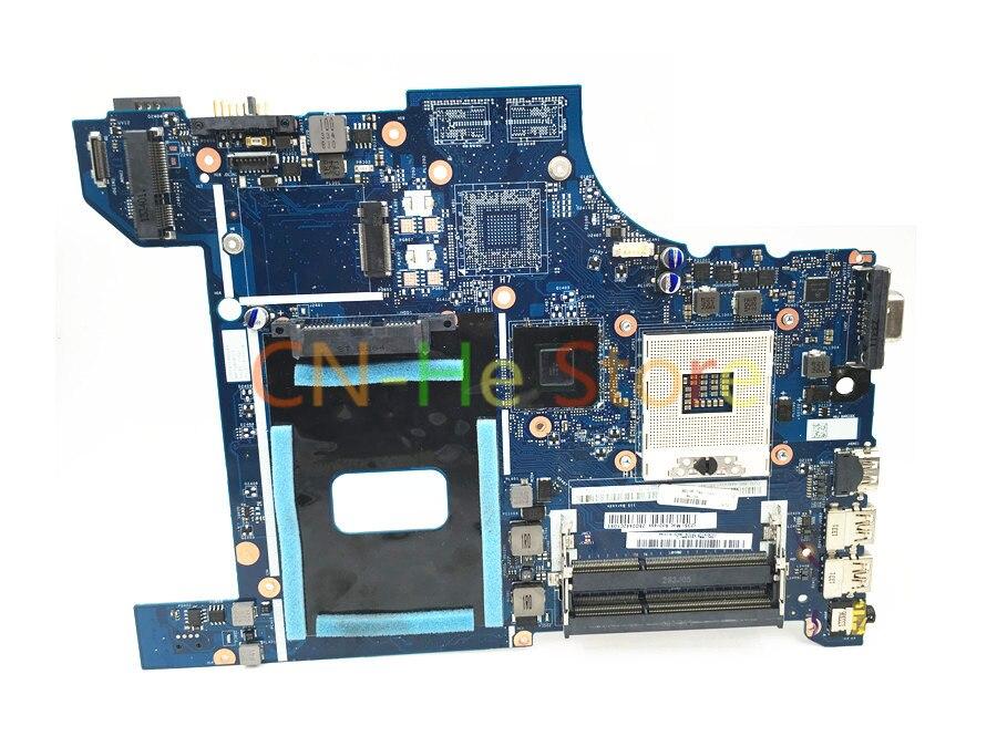 JOUTNDLN para Lenovo Edge E531 placa base de computadora portátil FRU 04Y1299 VILE2 NA-A044 HM77 DDR3 gráficos integrados