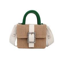 Maison Fabre Messenger bag womens crossbody bags for women bags womens Retro Panelled Color Vintage Leather Handbag   G0430#10