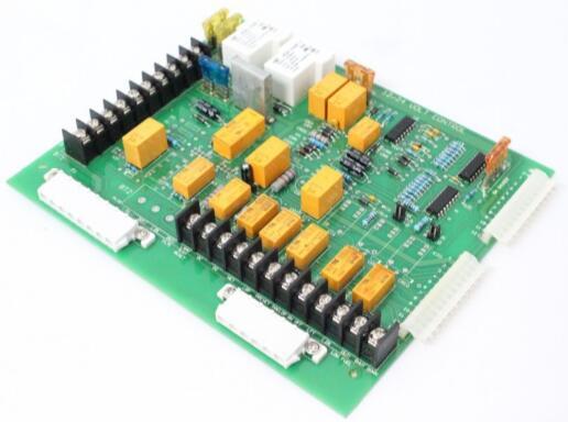 O envio gratuito de 12 V 300-2810 3002810 da placa do pwb 7 lâmpada placa começando terno para qualquer gerador diesel do gerador