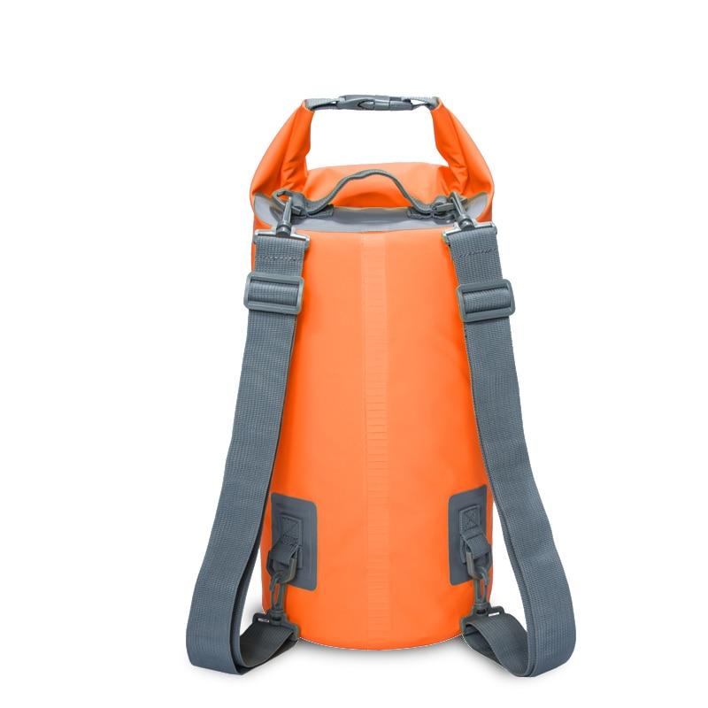 5L/10L/15L/20L/30L Waterproof Backpack Bags Storage Dry Sack Bag For Canoe Kayak Rafting Outdoor Sport Swimming Travel bags