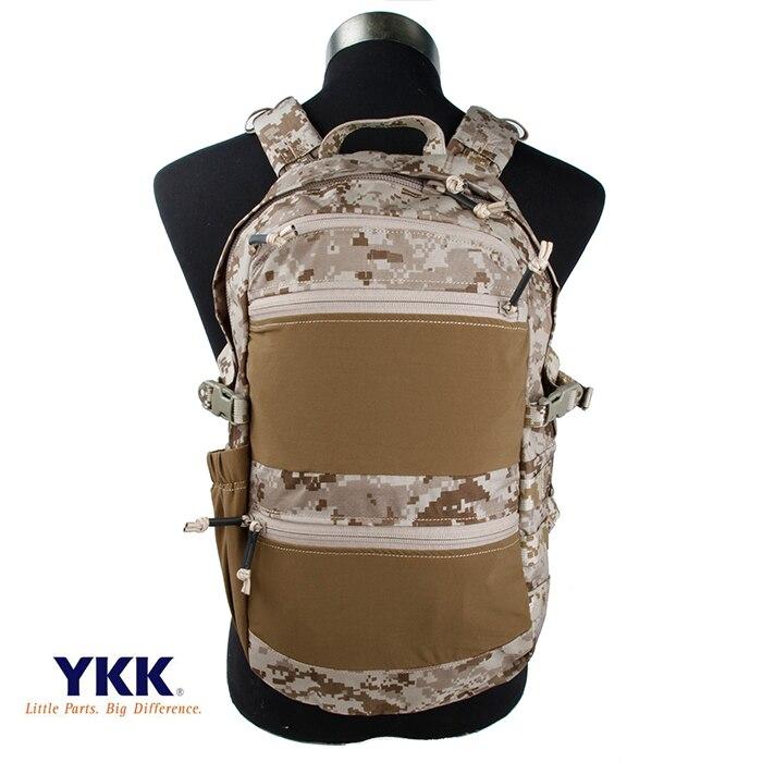 TMC AOR1 Modular Assault Pack Backpack Multi Access AVS0 Backpack(SKU051081)