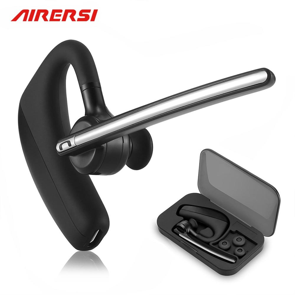 K10 Bluetooth наушники беспроводные наушники стерео Handsfree шумоподавление Бизнес Bluetooth гарнитура наушники с микрофоном