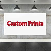 Affiche imprimee HD personnalisee  peinture artistique  decoration de maison  cadeau a la mode