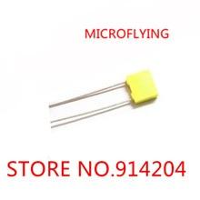 10pcs Correction capacitor corrective capacity Polyester film capacitor 4.7nF 472J 100V