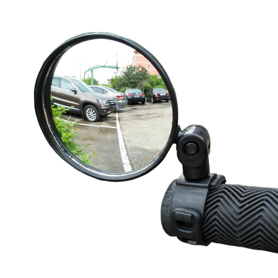 1 шт., регулируемое зеркало заднего вида для велосипеда, MTB, дорожный велосипед, Безопасный инструмент, руль, задний глаз, Велоспорт, зеркало заднего вида, аксессуары