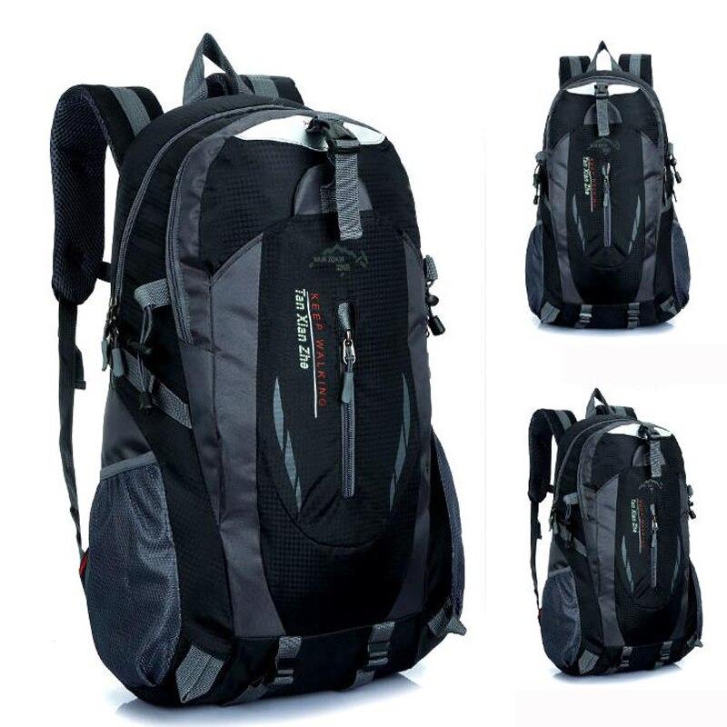 Mochila para hombre, mochila masculina, mochila impermeable, mochilas de diseño para hombre, mochila de nailon Unisex de alta calidad, bolsa de viaje