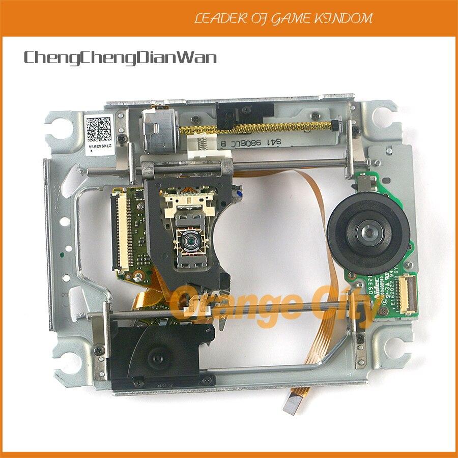 ChengChengDianWan 3pcs/lot KES-400A KES-400AAA KEM-400AAA laser lens for PS3