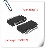 NEW 10PCS/LOT MCP3907N MCP3907N-I /SS MCP3907NI/S MCP3907 SSOP-24  IC