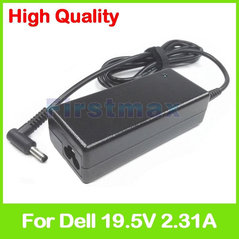 19.5 V 2.31A 45 W universal power adapter AC para Dell XPS12D-2501 2508 2701 2708 4501 4508 4701 4708 5508 5708 6508 6708 carregador