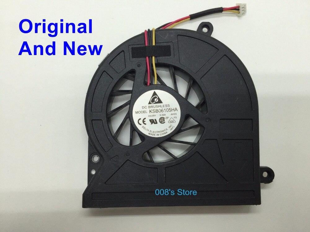 Новый Кулер для ноутбука Toshiba Satellite C600 C600D C645 C650 C655 C660 L630-06S L630-02S L650 Для DELTA 3 Pin