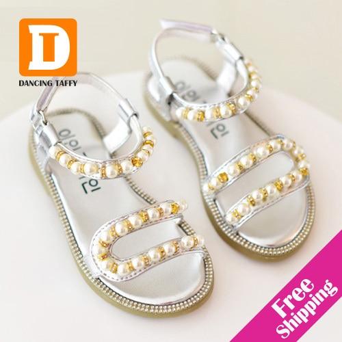 New 2019 Summer Fashion Girls Sandals Children Sandals For Girls Kids Sandals Princess Shoes Dancing Shoes sandalias Size 26-37