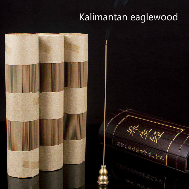 Natural Buddha Incense Stick Taihang Thuja Indonesia Agar-wood Pure Sandalwood E