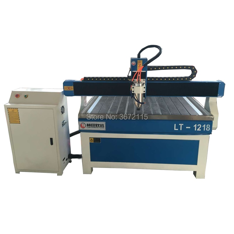 Máquina de corte de acrílico de madera con certificado CE enrutador cnc para pequeñas empresas enrutador cnc de 4 ejes