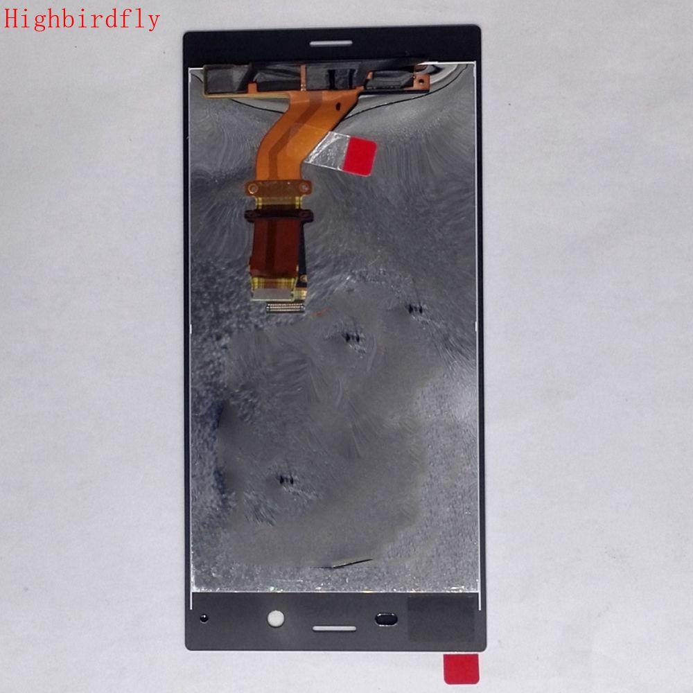 Para Sony Xperia xz F8331 F8332 pantalla LCd + conjunto completo de digitalizador de cristal táctil