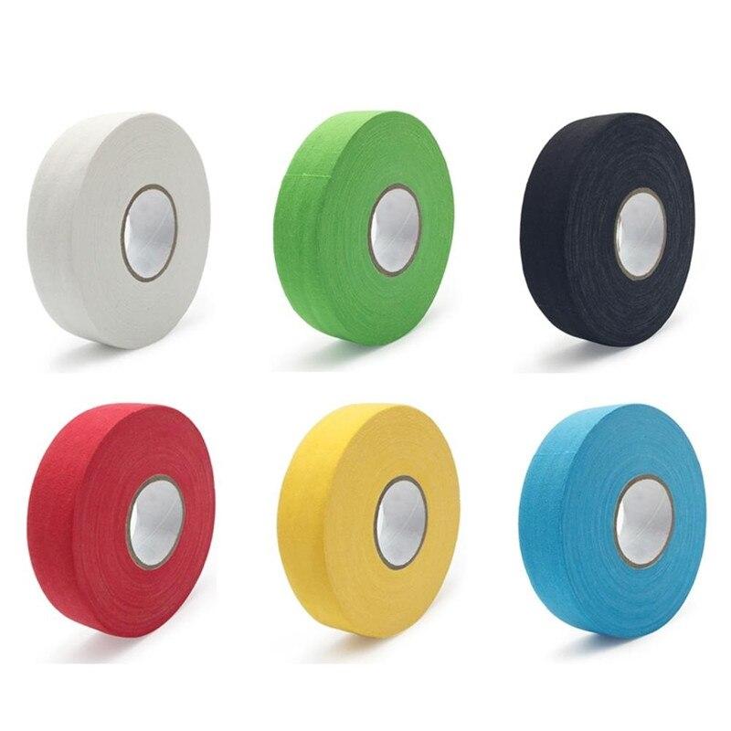 1 шт., 2,5 см x 25 м, хоккейная лента, хоккейная клюшка, защитная Экипировка для хоккея, Нескользящая лента