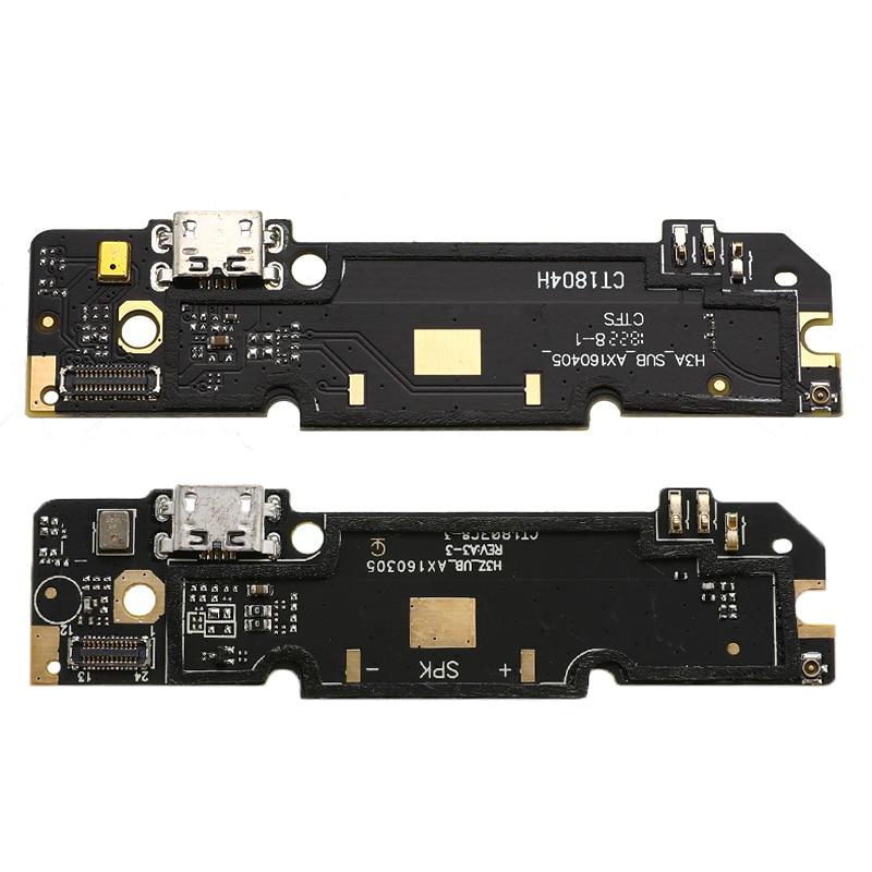 Piezas de conector de Cable flexible Tarjeta de puerto de carga USB para Xiaomi Módulo de micrófono Redmi Note 3/4/Note 3/4 Pro/4A/5A/4X/2 2A/3S