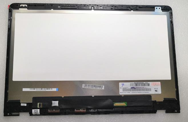 شاشة LCD تعمل باللمس مع شاسيه ، 1920X1080 FHD ، لـ ASUS VivoBook flip Q405 Q405UA Q405U ، شحن مجاني
