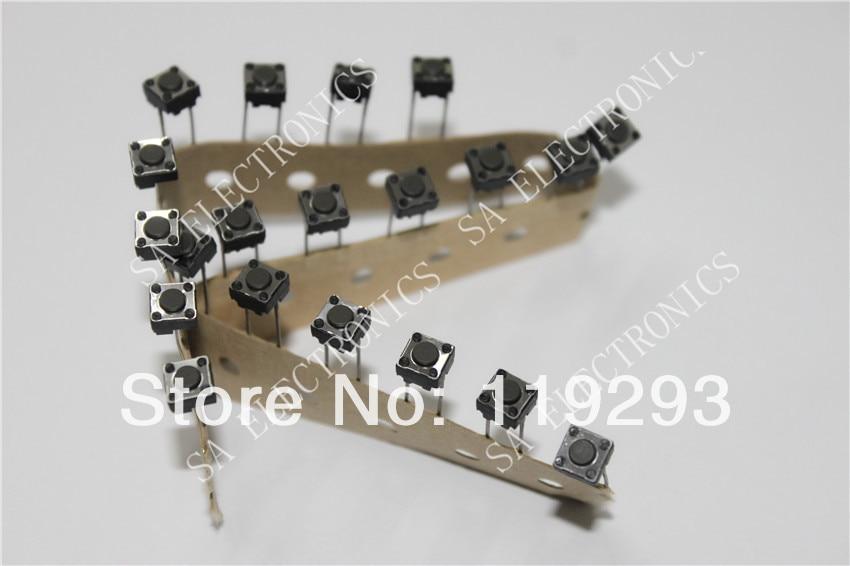 [Sa] alps tact switch 6mmx6mmx1mm--200pcs/lot