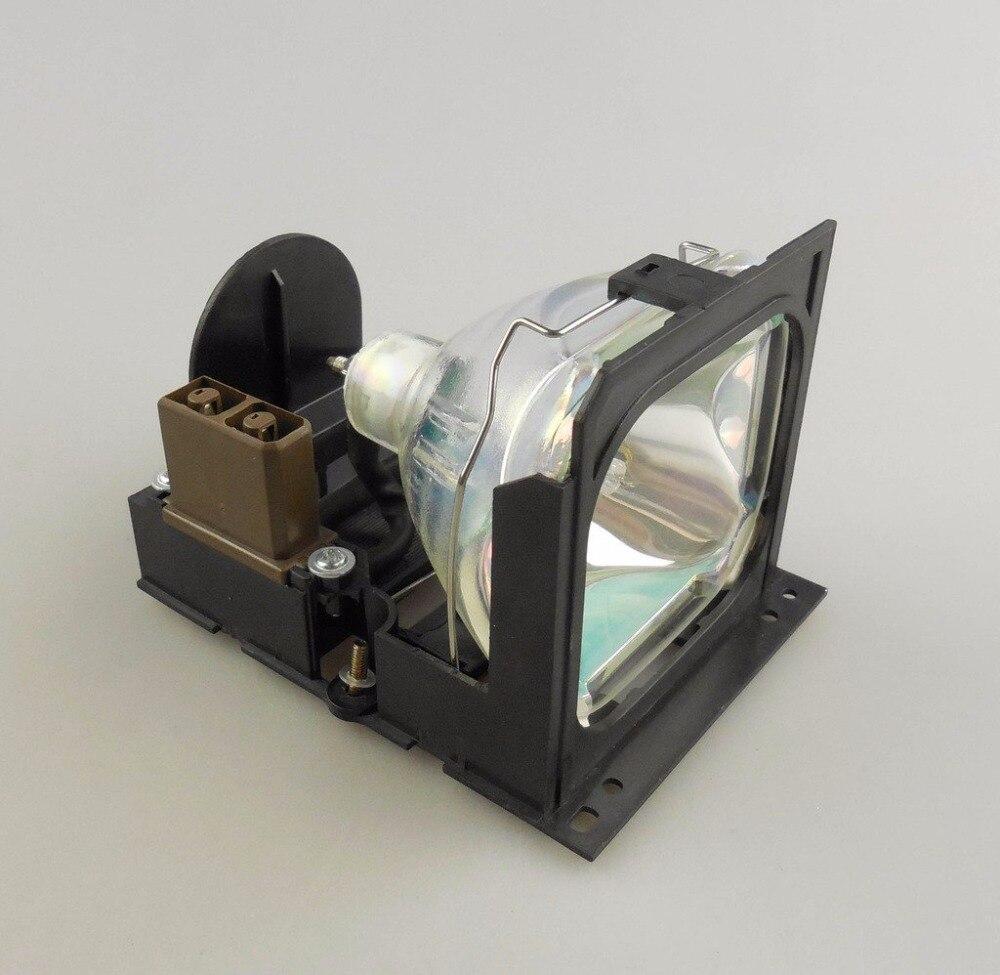 Lámpara de proyector de repuesto VLT-PX1LP/499B024-10 con carcasa para MITSUBISHI LVP-50UX/LVP-S50UX/LVP-SA51U/LVP-X70B