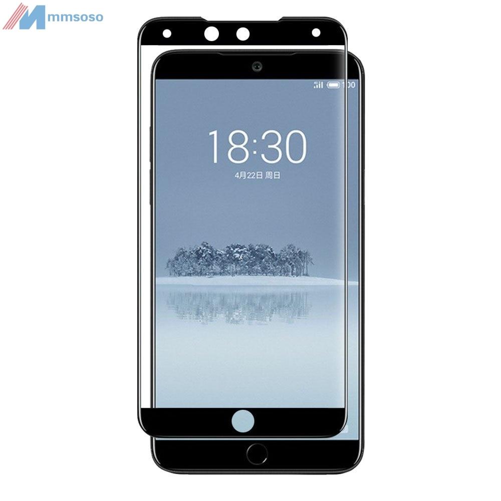 Закаленное стекло для Meizu 16 16th Plus 15 Lite M15 16x X8 V8 Pro M8 Note 8 Защитная пленка для экрана на Maisie 16 X V M8 Lite