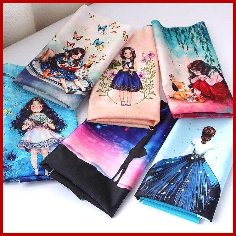 Tela de algodón SMTA 36*49cm, tela Tissu Au Metre, accesorios de costura, tela de algodón, tela gruesa