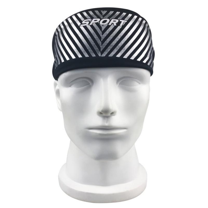 Breathable sweat guide sports running cycling yoga dance fitness antiperspirant belt climbing bib scarf