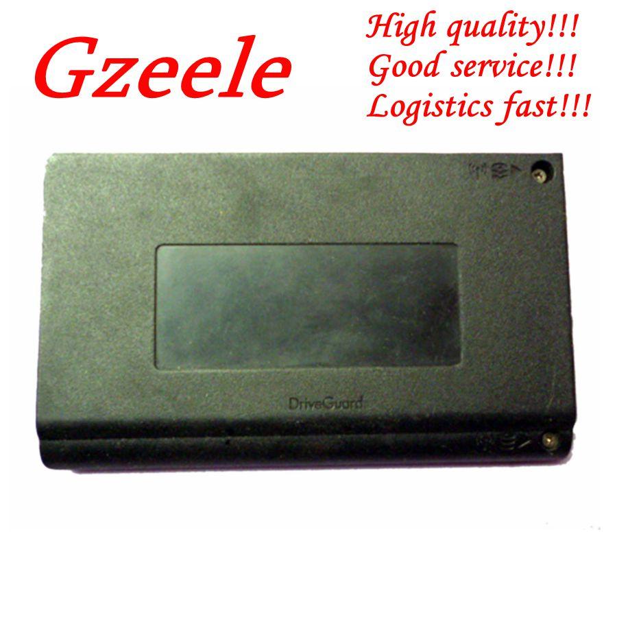 Nuevo disco duro GZEELE, puerta de la cubierta del disco duro para ordenador portátil HP Compaq 510 511 515 516 Series