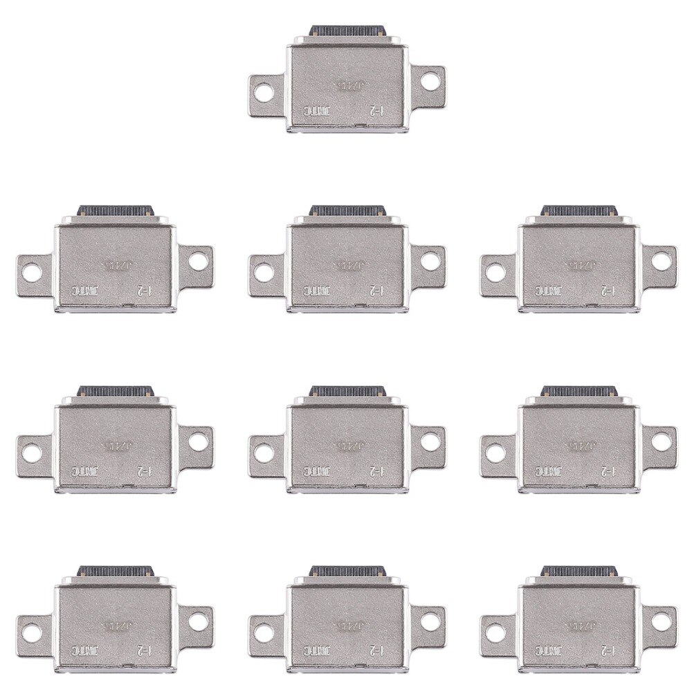 10 PCS Charging Port Connector for Galaxy S8+ / G955 / S8 / S9