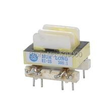 Free shipping Mutual inductance transformer EE25 3001 inverter welding machine high frequency transformer transformer