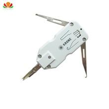 Clásico cortador de alambre corto krone, alicates de telecomunicaciones para teléfono, herramienta portátil, cuchillo a presión para módulo AMP 110, Panel de parche