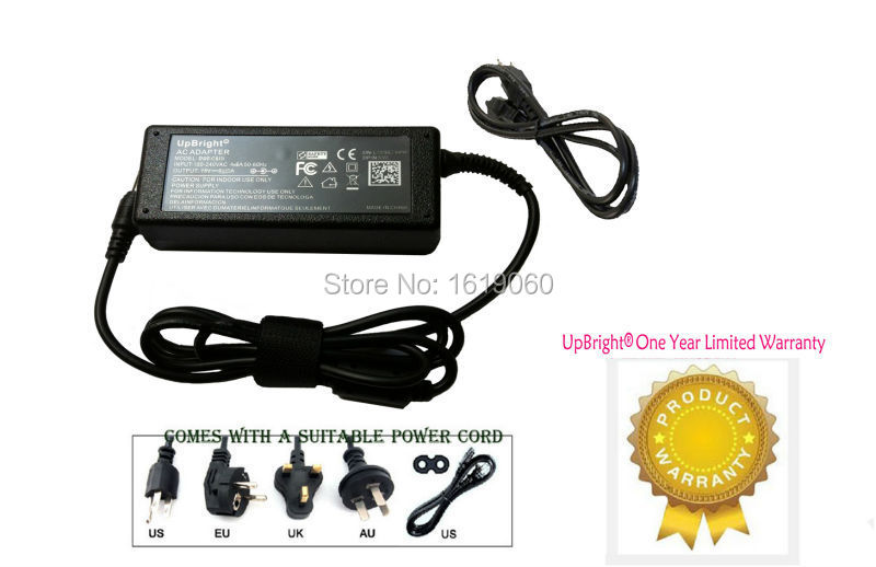 ¡Nuevo! adaptador UpBright de 15V CA/CC para LAD10PFKCP Linearity (A) LAD10PFKCP (A) Cable de alimentación 15VDC Cable PS cargador