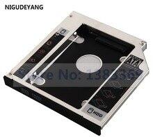 NIGUDEYANG 2nd disque dur SSD HDD SATA Caddy pour ASUS G 55 VW UJ-160 déchange UJ160 DVD