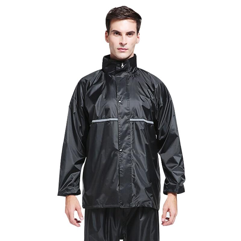 Chubasquero Impermeable 6YY370 para Adulto, Poncho Impermeable para lluvia, Impermeable para motocicleta,...
