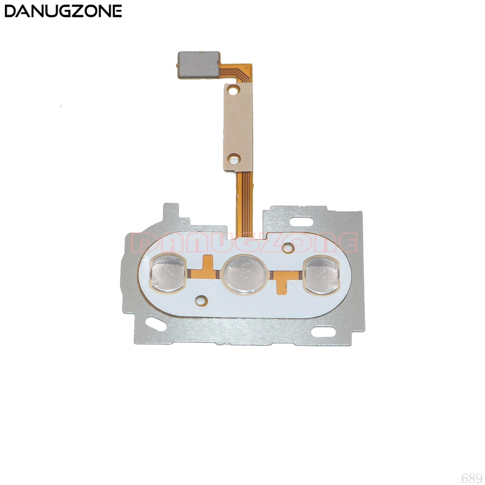Interruptor de botón de encendido botón silenciador de volumen en/Flex Cable para LG V10 F600 H961N H968