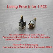 Pour 1 pièces Tosoku Volant Électronique Commutateur de Bande MR8 13 5feet MR8C MR8A Volant électronique HC-115 HC-121
