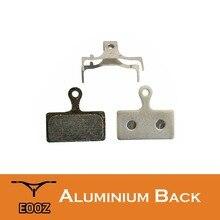 10 paires de plaquettes de frein à disque semi-métalliques légères en alliage daluminium pour SHIMANO G01S XTR M9000 M988 Deore XT M8000 M785