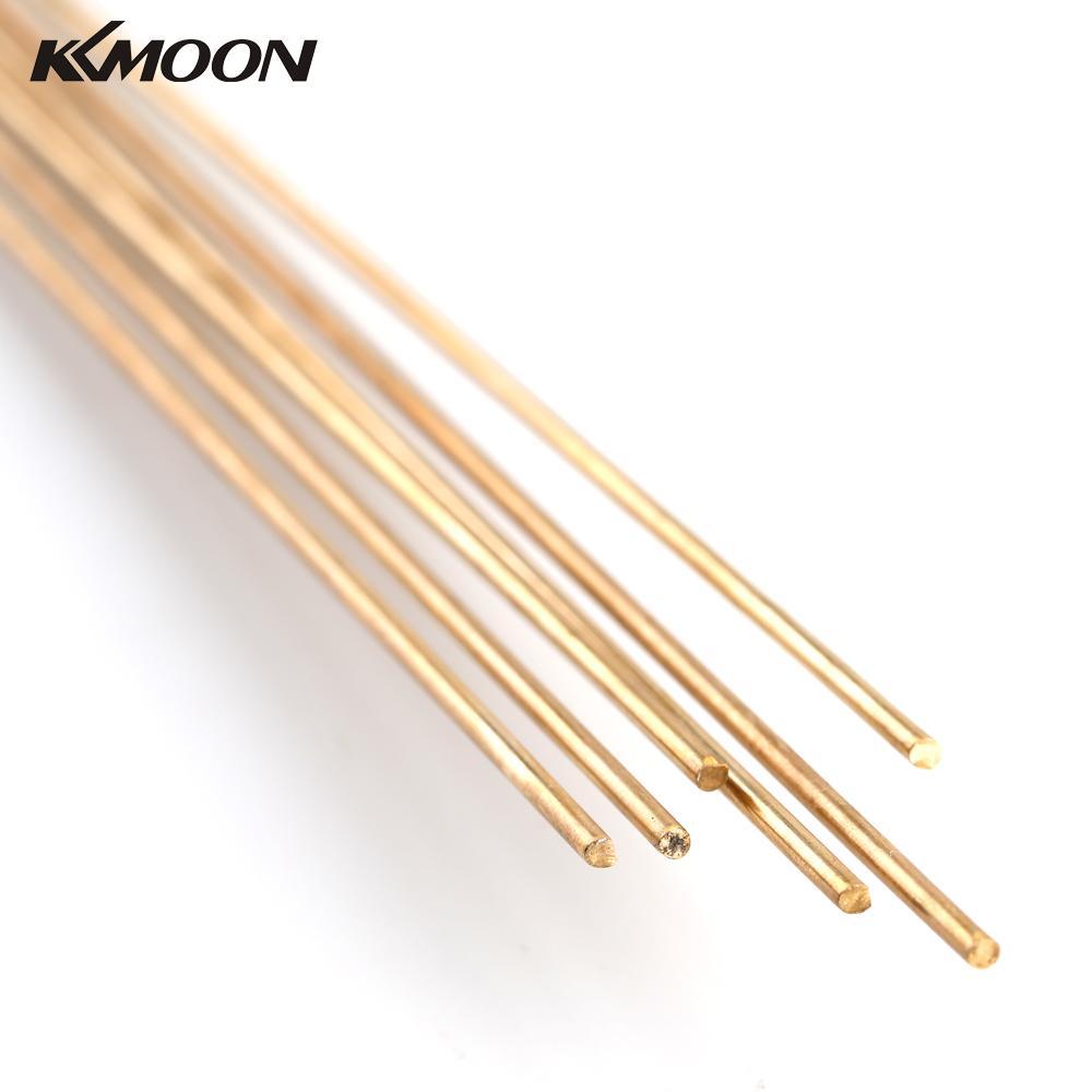 10 piezas/20 piezas/50 piezas de latón de alambre de soldadura electrodo 1,6mm * 333mm soldadura varilla No necesita soldadura en polvo