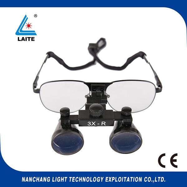 ¡Gran oferta! Lupas y lupas Binocular quirúrgicas 3.0X para Ginecología Dental ENT shipping-1set gratis