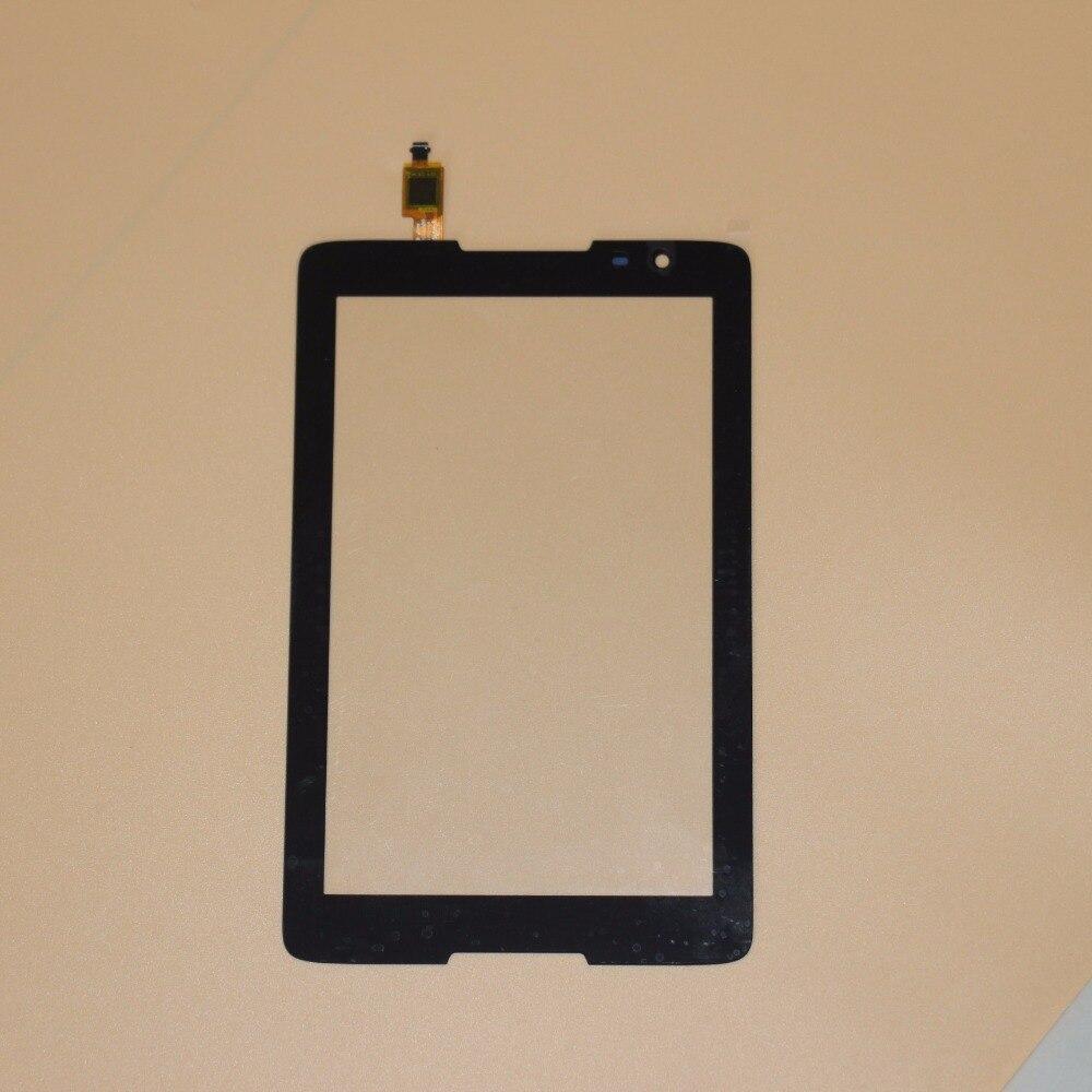 Kodaraeeo para Lenovo IdeaTab A8-50 A5500 pantalla táctil digitalizador de cristal piezas de repuesto negro