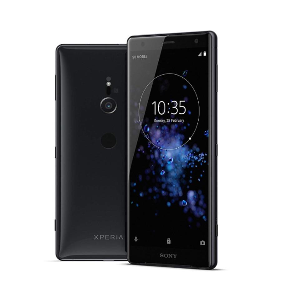 "Original Neue Sony Xperia XZ2 H8296 LTE Handy 5.7 ""6GB RAM 64GB ROM Octa Core 3180mAh Android Fingerprint Dual SIM-Handy"