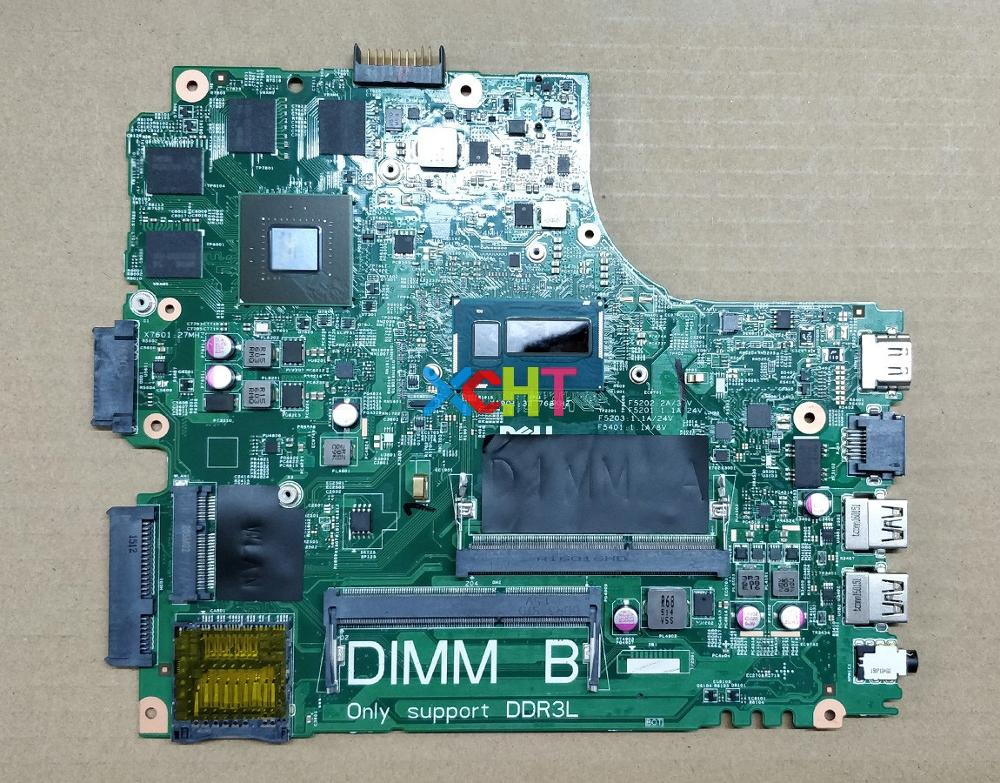 for Dell Inspiron 5437 CN2DV 0CN2DV CN-0CN2DV i5-4200U GT750M Laptop Motherboard Mainboard Tested cn 00c5mh 00c5mh 0c5mh aap20 la b753p w i5 4210h cpu gtx970m gpu for dell m17x r2 notebook pc laptop motherboard mainboard