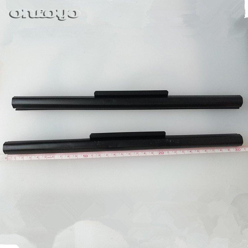 Accesorios para máquina de bordado computarizada-clip de tela negro de 300MM