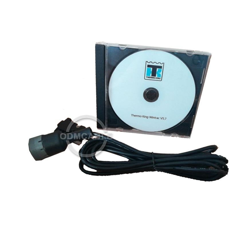 Ferramenta de diagnóstico Auto scanner de diagnóstico para Thermo King Wintrac Thermo-Rei Diag ferramenta de diagnóstico de Software Thermo King