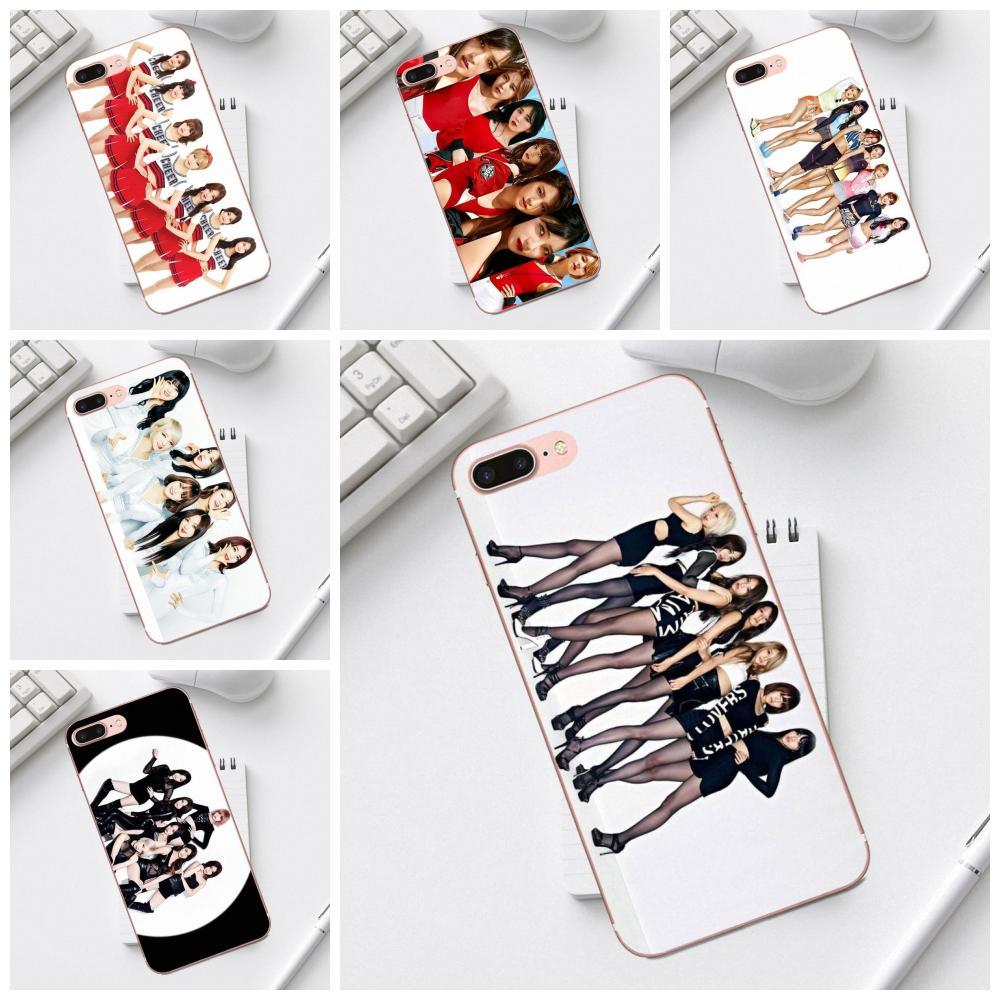 Qdowpz Мягкий ТПУ чехол для iPhone 4 4S 5 5C SE 6 6S 7 8 Plus X XS Max XR Galaxy A3 A5 J1 J3 J5 J7 2017 Aoa Kpop