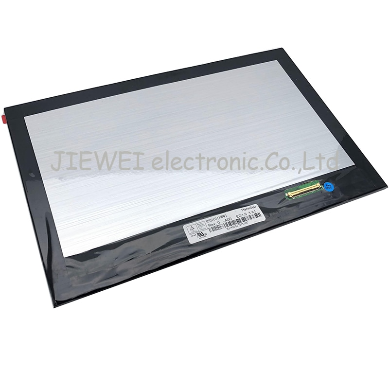 Pantalla LCD OLED de 10,1 pulgadas, 1280x800 HSD101PWW1 A00 HSD101PWW1-A00 Rev4 para Tablet PC ASUS TF300