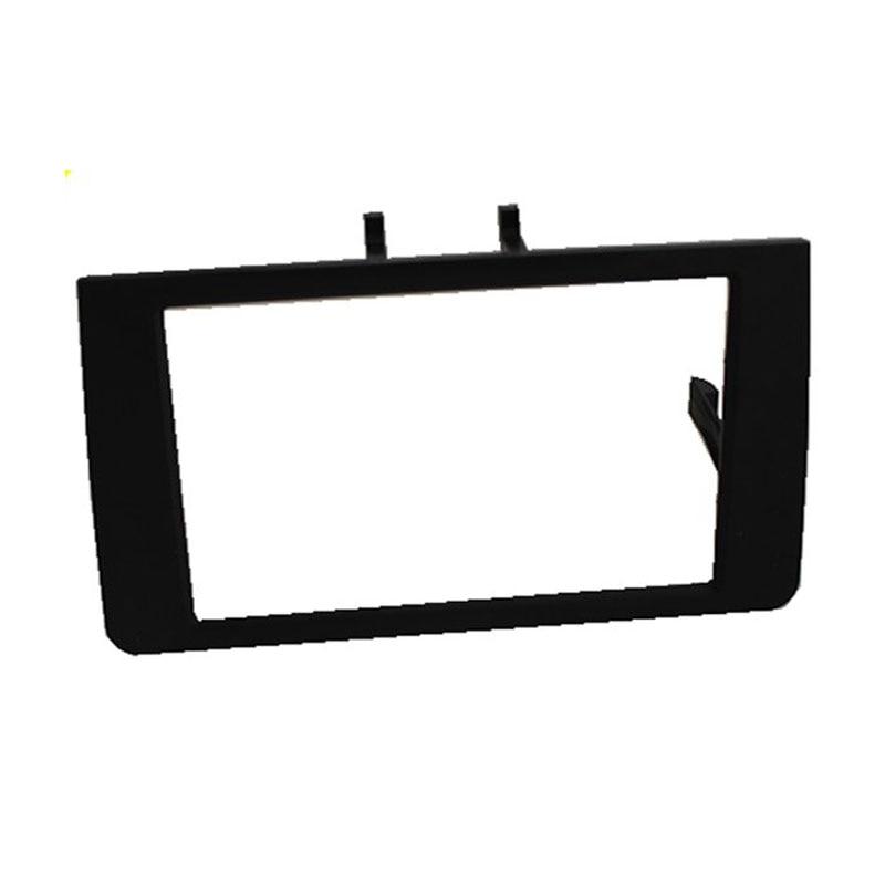 Free shipping--Car refitting DVD frame,DVD panel,Dash Kit,Fascia,Radio Frame,Audio frame for 03-08 Audi A3. 2DIN