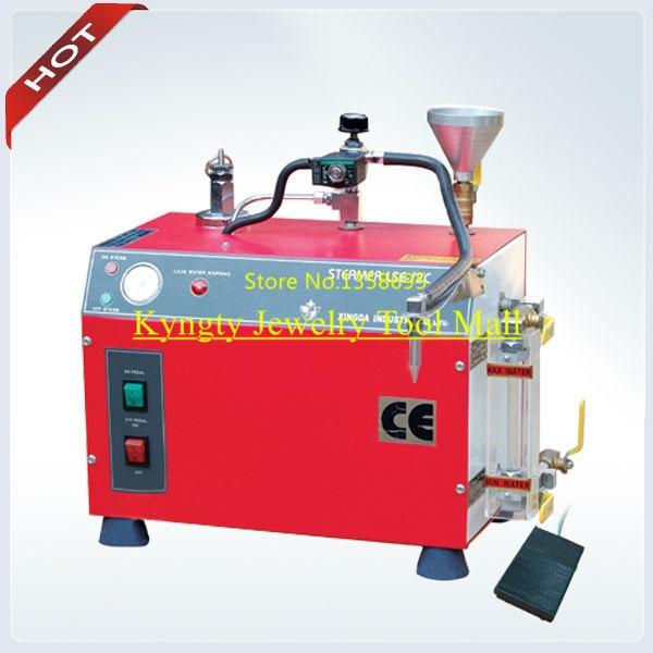 Capacity 6 L 220 V - 240 V Steam Cleaning Machine Jewelry Cleaning Machine Steam Temperature 80 ~ 100 C Good Quality