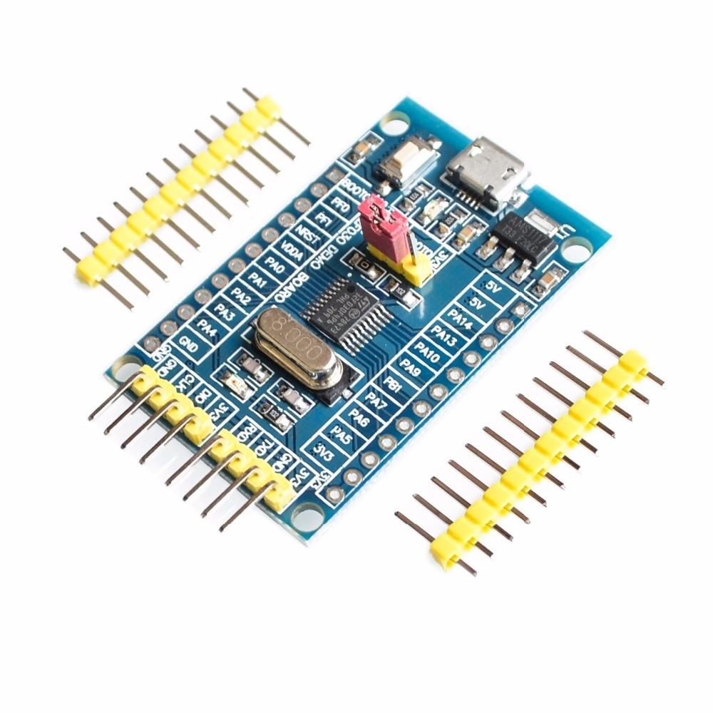 Placa de Sistema Placa de Núcleo Placa de Desenvolvimento Pequeno CORTEX-M0 STM32F030F4P6 Kernel Para Arduino